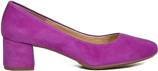 a543a055 Zapatos miMaO. Zapatos Piel Mujer Hechos EN ESPAÑA. Zapato Mujer Tacón Bajo  y Punta