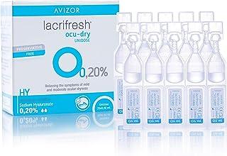 comprar comparacion Avizor Lacrifresh Ocu-Dry 0.20% Monodosis Gotas Oculares, para Aliviar los Síntomas de la Irritación Ocular, 20 ampollas 0...