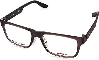 47bd01cedf6 Carrera 5534 Eyeglass Frames CA5534-0MVE-5317 - Gray   Matte Black Frame