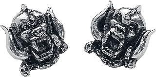 Official Alchemy Gothic Rocks Motorhead Warpig Ear Studs Earrings