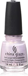 China Glaze Nail Polish Pastel Lilac Crème, 14 ml, Pack of 1