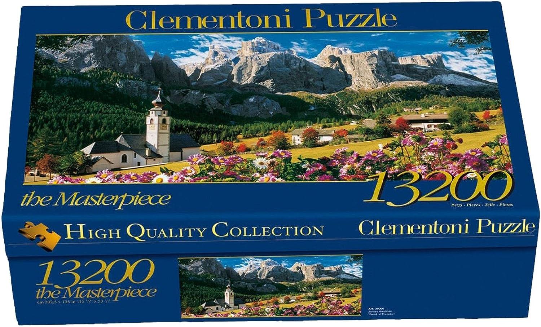 Entrega gratuita y rápida disponible. Clementoni - Puzzle 13.200 Piezas Sellagruppe - - - Dolomiti (38007.7)  El nuevo outlet de marcas online.