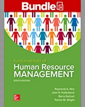 Fundamentals of Human Resources; Bundle Looseleaf and Connect Access Card