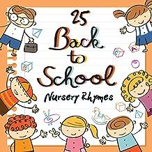 25 Back to School Nursery Rhymes
