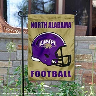 College Flags and Banners Co. North Alabama Lions Football Helmet Garden Yard Flag
