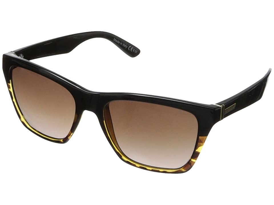 VonZipper Booker (Black Tort/Gradient) Sport Sunglasses