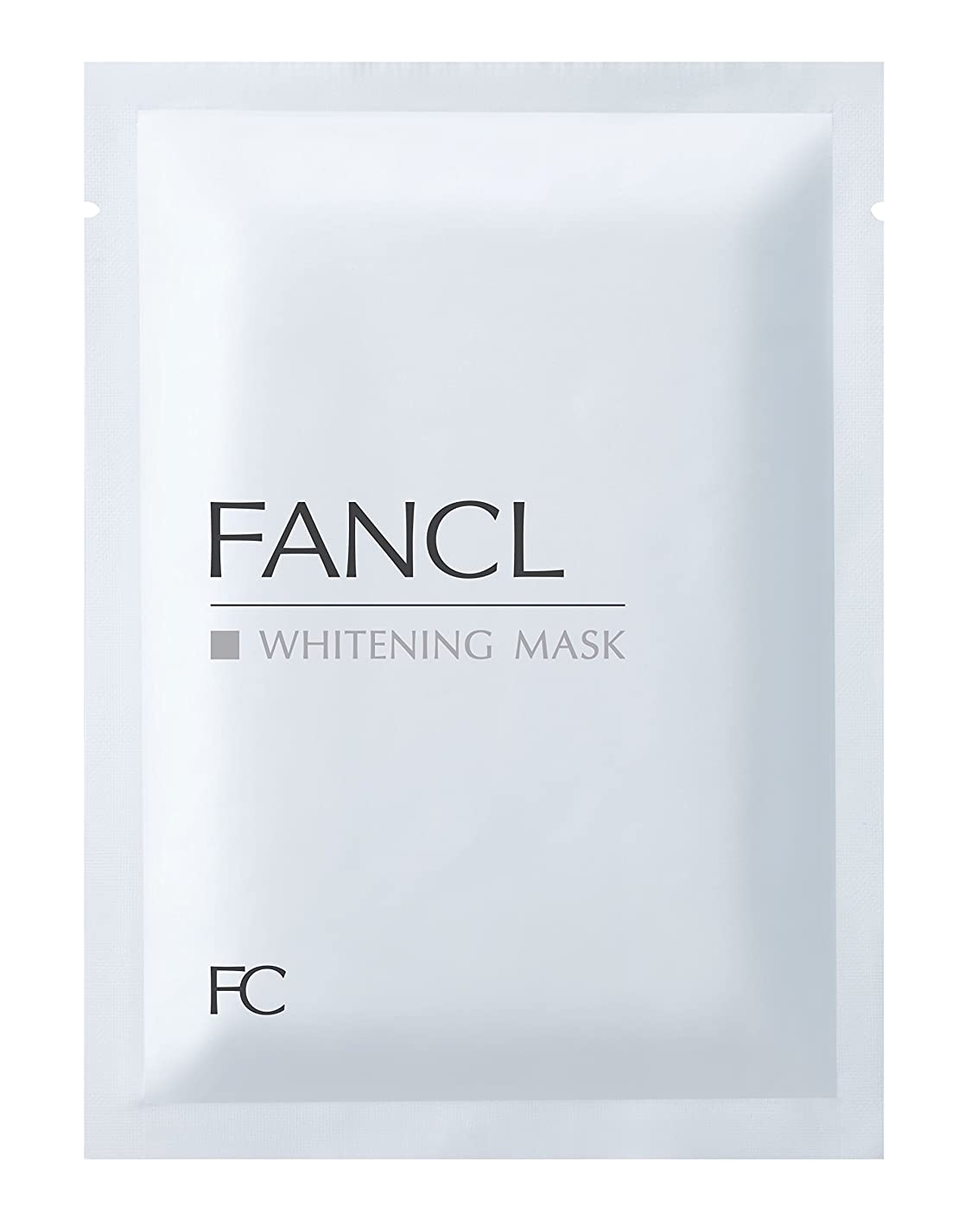 仕方キャプテン逃す(旧)ファンケル(FANCL) ホワイトニング マスク<医薬部外品> 21mL×6枚