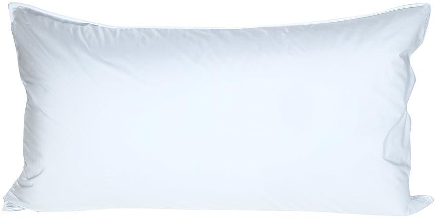 並外れて些細同意するCloud Nine Comforts Super NovaハンガリーホワイトGoose Down Pillow キング ホワイト AMZ-PSNK19H