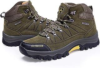comprar comparacion LSYSAG Zapatos ligeros y transpirables para deportes, caminatas, escaladas y trekking para hombre