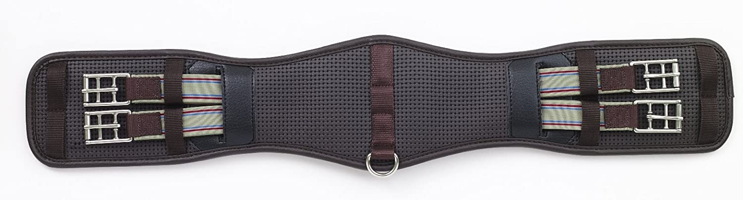Ovation Airform Monoflap Girth  Size 30 color Brown