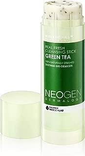 NEOGEN DERMALOGY REAL FRESH CLEANSING STICK GREEN TEA 2.82 oz / 80g