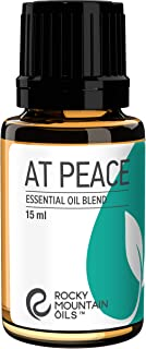 Rocky Mountain Oils at Peace Essential Oil Blend with 100% Pure and Natural Essential Oils - Aromatherapy Oils for Diffuse...
