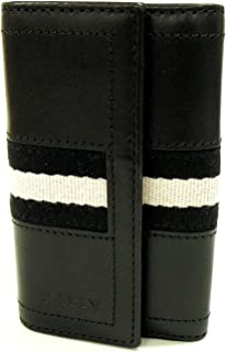 【BALLY】バリー TUTO 6168840 290 ブラック 黒  6連 キーケース [並行輸入品]