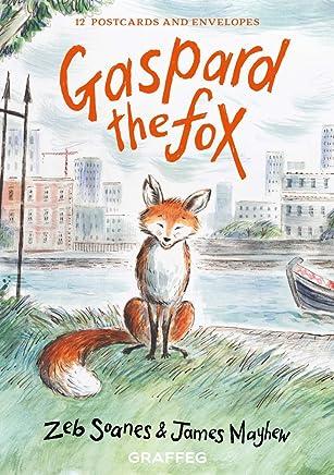 Gaspard the Fox Postcard Pack