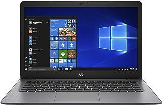 HP Stream Laptop Intel N4000 4GB 64GB eMMC 14-Inch WLED Win 10 S Mode