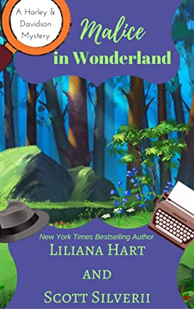 Malice In Wonderland (Book 6) (A Harley and Davidson Mystery)