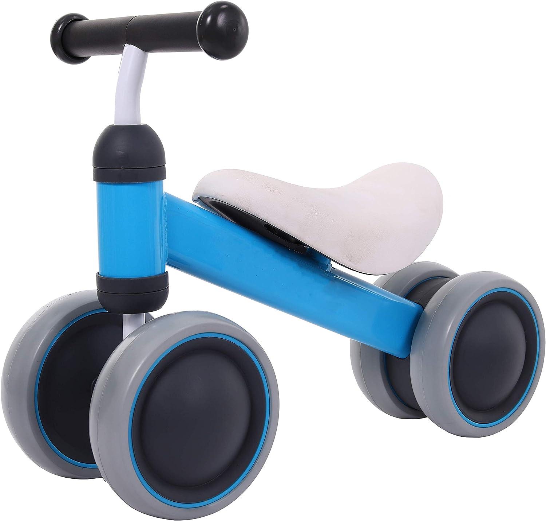 Bici para ni/ños con Ruedas Anchas Calma Dragon Triciclo GDKTP01,Bicicleta sin Pedales para Ni/ños Correpasillos para Bebes