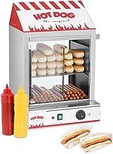 Royal Catering Máquina de Perritos Calientes al Vapor Hot-
