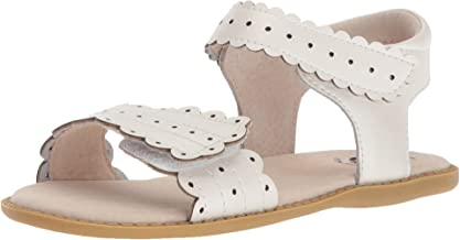 Livie & Luca Posey Leather Ankle Strap Sandal Shoes, Toddler/Little Kid, Girls