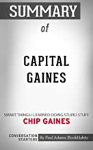 Summary of Capital Gaines