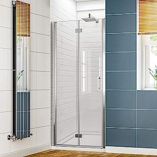 Amazon Com Shower Doors Bifold Shower Doors Showers Shower Parts Tools Home Improvement