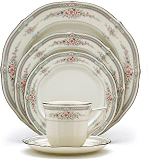 noritake blue rose china