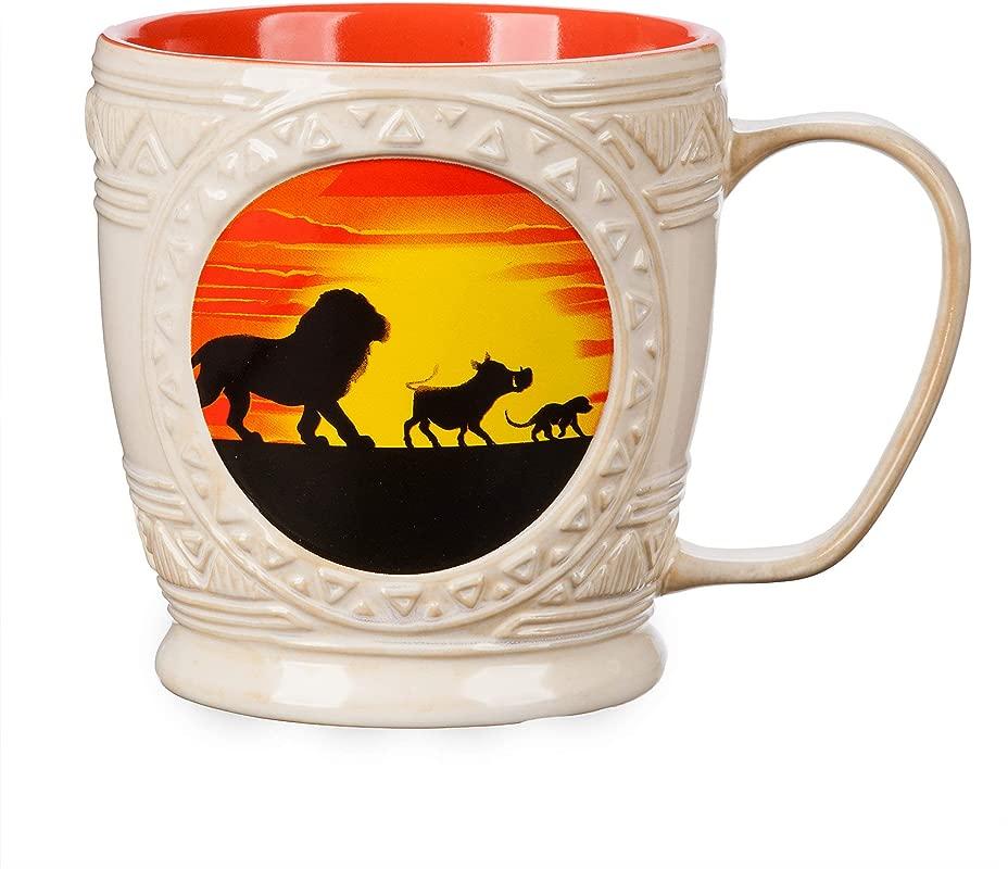 Disney Simba Pumbaa And Timon Mug