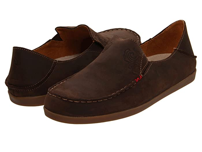 Nohea Nubuck Dark Java/Tan