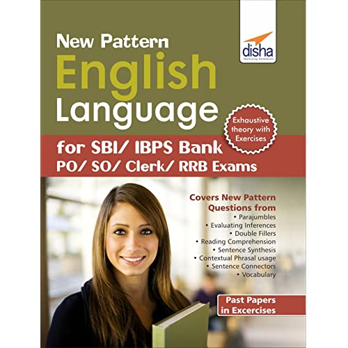 New Pattern English Language for SBI/IBPS Bank PO/SO/Clerk/RRB Exams