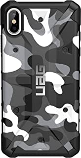 UAG for Apple iPhone X / Xs Anti-Shock Rugged Cover Urban Armor Gear Military Drop Tested Protective Case - Pathfinder White