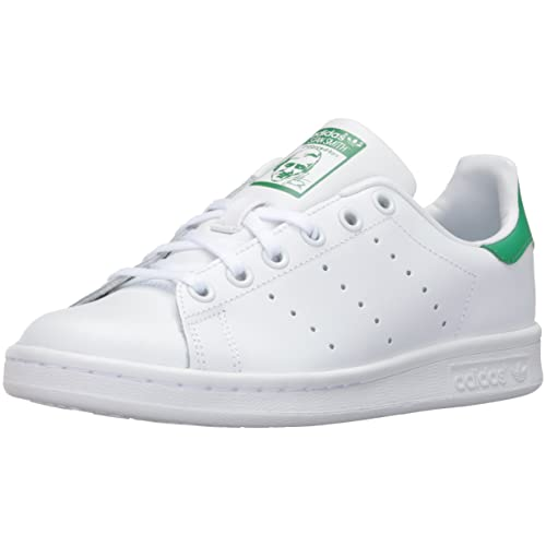low priced 6da76 a1552 adidas Performance Stan Smith J Tennis Shoe (Big Kid)