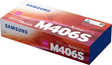 Samsung CLT-M406S Toner Cartridge Magenta for CLP-365W,...