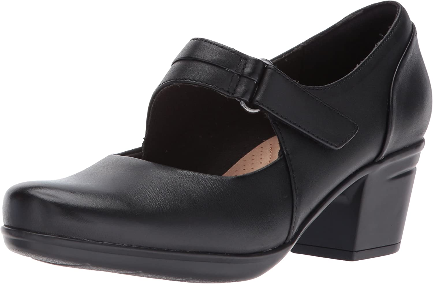 Clarks Womens Emslie Lulin Mary Jane
