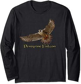 Peregrine Falcon T-Shirt long sleeve