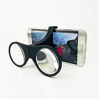 WEEVIEW SID VR Liteビューア - スマートフォン用バーチャルリアリティメガネの折りたたみ式クリップ(SID VR LITE)