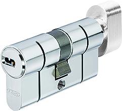 Abus Knopcilinder KD6PSN Z50/K45mm Bkn, vernikkeld