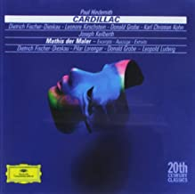 Hindemith: Cardillac / Mathis der Maler excerpts