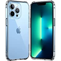 Deals on Mkeke Compatible with iPhone 13 Pro Max Case Clear