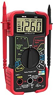 tacklife advanced digital multimeter