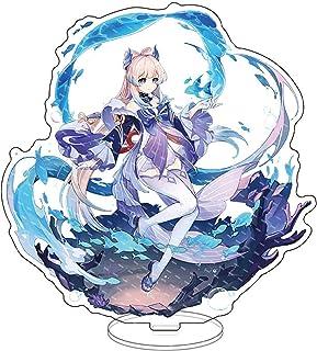 SUANNAI Anime Genshin Impact Sangonomiya Kokomi Acryl Speciale Stand Creatieve Karakter Model Plate Collectie Jongens en ...