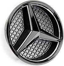 Best mercedes benz black grill Reviews