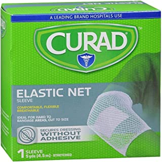 Curad Hold Tite Tubular Stretch Bandage Large Dressing (5 Yards)