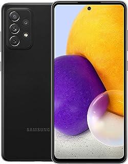 Samsung Galaxy A72 Dual SIM, 256GB 8GB RAM LTE (UAE Version), Black
