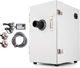 VEVOR Dental Lab Dust Collector 370W Lab Single-Impeller Dust Collector Artificer Room Vacuum Cleaner 110V Laboratory Dust Machine
