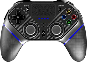 $49 » Wireless Controller Compatible with PS4 Console, P-4 Remote Control for Playstation 4 System, Great Joystick Gift for Kid...