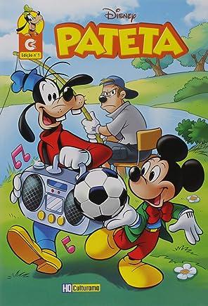 Histórias Em Quadrinhos Disney Pateta