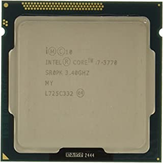 Intel CPU Core i7-3770 3.4GHz 8Mキャッシュ 4コア/8スレッド LGA1155 CM8063701211600【バルク品】【国内正規代理店品】【専用箱搭載】