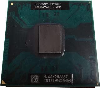 intel core duo processor t2300e