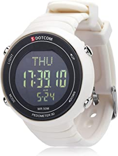 Sports Watches Waterproof Outdoor Pedometer Watch EL Backlight Pedometer Digital Watch Sport Wristband Watch