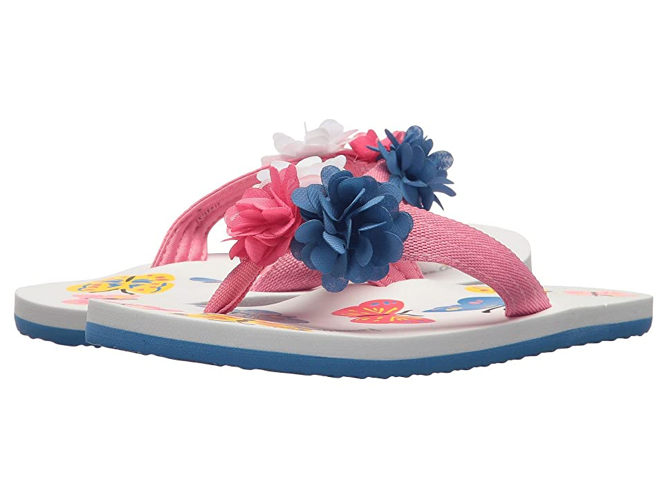 Hanna Andersson Multi (Toddler/Little Kid/Big Kid) (Hanna White) Girls Shoes